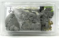 Scibor 54FM0034 Dwarf Wild Hunter #2 (54mm Fantasy Miniature) Warrior Berserker