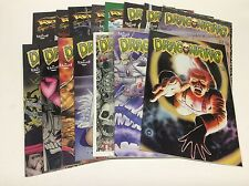 DRAGON RING #1-15 (AIRCELL/VOL2/1986/GUANG YAP/071629) COMPLETE SET LOT OF 15