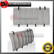 07-16 Jeep JK Wrangler Black Bug debris Stainless Wire Mesh Grille Insert Grill