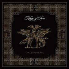 KINGS OF LEON - THE COLLECTION BOX  (5 CD + DVD)  CLASSIC ROCK & POP  NEU