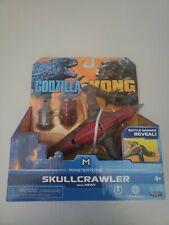 GODZILLA VS KING KONG Skullcrawler With Heav Playmates WALMART EXCLUSIVE RARE