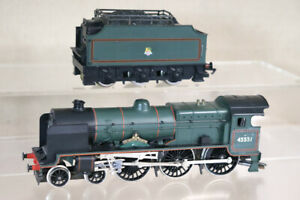 HORNBY RE NAMED BR 4-6-0 PATRIOT CLASS LOCOMOTIVE 45551 The UNKNOWN WARRIOR ny