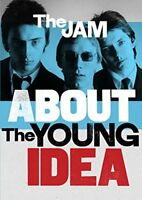 THE JAM ABOUT THE YOUNG IDEA LIVE AT ROCKPALAST 1980 JAPAN BLURAY, DVD + CD SET