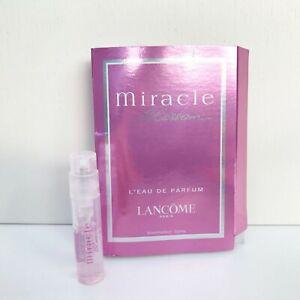 Miracle Blossom L'Eau De Parfum mini Spray Fragrance, 1.2ml, Brand New!
