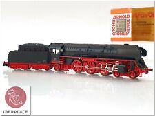 N 1:160 escala locomotive locomotora trenes Arnold 72524 Club BR 01 512 DRG <