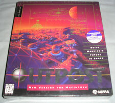 Outpost 1 - Apple Mac Macintosh Computer CD Game BRAND NEW in SEALED RETAIL BOX!
