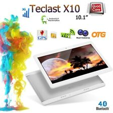 "10.1"" Tablet PC Phablet 16GB Teclast X10 Quad Core Android 6.0 3G+WIFI OTG OTA"