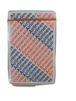 American Airlines 1970's Complete Deck of Playing Cards set of 2 Still Sealed