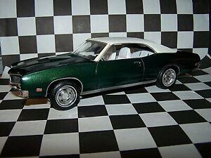 1/25 MPC MERCURY CYCLONE GT BOSS 429 BUILT MODEL CAR-VERY RARE!!