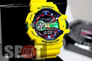 Casio G-Shock Multi-Dimensional Big Case Men's Watch GA-400-9A