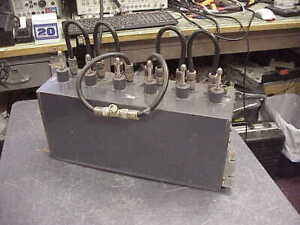 UHF PHELPS DODGE Duplexer  526-4- 120DB Isolation For GMRS DUPLEXER QUANTAR