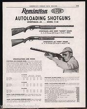 1954 REMINGTON Sportsman 48 Model 11-48 Skeet Autoloading Shotgun AD