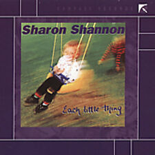 Sharon Shannon - Each Little Thing [New CD]