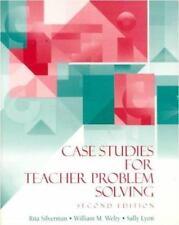 Case Studies for Teacher Problem Solving by Rita A. Silverman, William M....