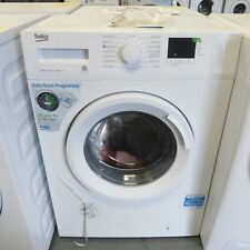 Beko WTB620E1W Slimline 6kg Load 1200rpm Spin Speed A+++ Electricity Rating