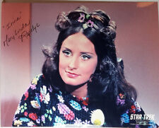 Star Trek Autograph 8x10 Photo signed Mary L Apelye/Irina-FREE S&H(LHAU-469)
