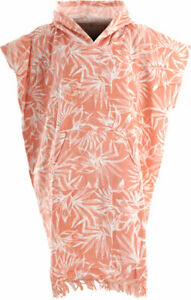 RIP CURL Surf Poncho CLASSIC SURF Poncho 2021 coral Beachwear Overall