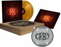 Five Finger Death Punch - F8 Fanbox 2000 Worldwide excl. 2 Gold Vinyl LP NEU