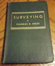 Surveying by Charles Breed 1942