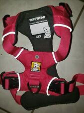 Ruffwear Front Range Dog Harness XXS Small Wild Berry Pink New No Tags 13-17 in