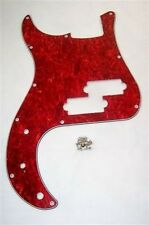 LEFT HANDED SCRATCHPLATE FOR PRECISION BASS / TORTOISE