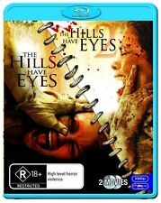 The Hills Have Eyes / Hills Have Eyes (Blu-ray, 2009, 2-Disc Set)