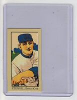 Casey Stengel, Kansas City minors, Monarch Corona T206 Centennial reprint #20