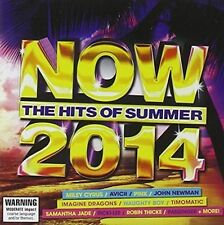 NOW 2014 - THE HITS OF SUMMER...NEW & SEALED
