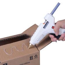 60W Hot Melt Glue Gun Stick Heater Trigger Electric Heating Repair Tool Craft EU