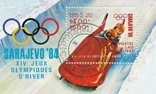 (87960) Laos CTO Olympics Sarajevo 1983