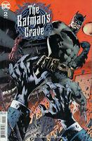 The Batmans Grave #2 Main Cover DC Comics 2019