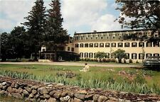 Middlebury Vermont~Middlebury College~Bread Loaf Inn~Row of Dormers~1960s