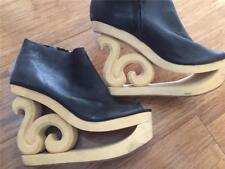 Jeffery Campbell Skater boots/heels, size 8