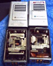 Motorola MX-340,350 Portable Radios Lots of 4
