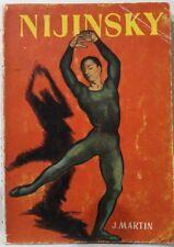 Nijinsky. Enciclopedia Pulga N° 58. Libro