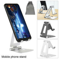 Support tablette pliable en aluminium pr téléphone portable en alliage Galaxy DE