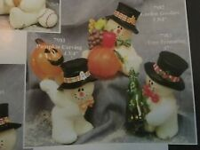 Sarah's Attic Top Hat Collection -All 12 - January through December - New (Mib)