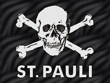 St Pauli  Aufkleber-Sticker groß  50 Stck