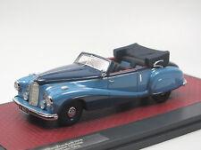 Matrix - Mercedes-Benz 320A W142 Spezial Cabriolet B Tan Tjoan Keng - open  1/43