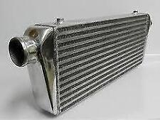 """FMIC TURBO INTERCOOLER 550x140x65 MM 280-375HP 2"""" INLET UNIVERSAL"""