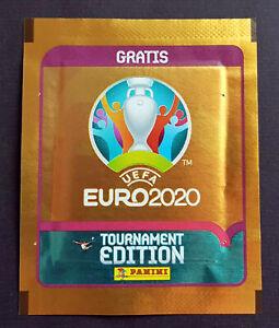 Panini UEFA EURO 2020 Tournament Edition Orange DE Gratis / Promo Tüte / Packet