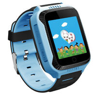 GPS Tracking Watch for Kids Smart Clock With Camera Fla