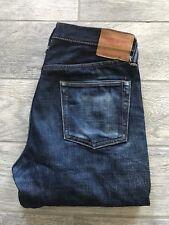 selvedge Dubbleworks x Blue in Green 660 jeans