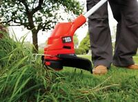 Electric Black & Decker 250W Weed Grass Cutter BUMP FEED Lawn Garden Strimmer