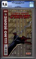 Ultimate Spider-Man 26 CGC Graded 9.6 NM/MINT Marvel Comics 2013