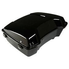 "10.7"" Chopped Tour Pak Pack Trunk For Harley Street Road Electra Glide 97-13"