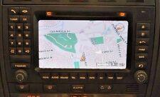 PORSCHE CAYENNE 955 2002-2004 OEM GPS Navigation Retrofit DVD para Existente pcm