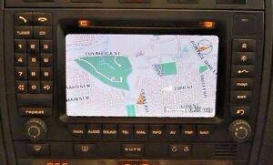 Porsche Cayenne 955 2002-2004 OEM GPS Navigation Retrofit DVD For Existing PCM
