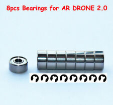 Parrot AR Drone Quadcopter 2.0 & 1.0 Part Upgrade Drive Gear Bearings 8pieces