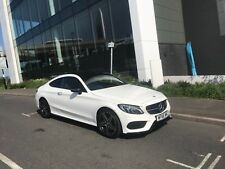 Mercedes Benz C250d Coupe Premium Plus AMG Night Package Edition